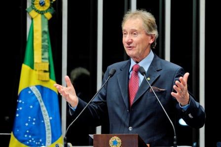 Senador Casildo Maldaner  PMDB/SC
